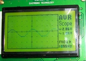 اسيلوسكوپ ديجيتال پیشرفته با قابلیت FFT