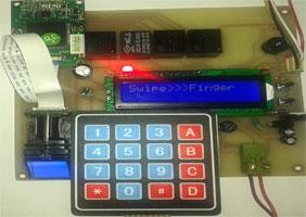 سیستم امنیتی با sm621 با بسکام پیشرفته