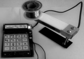 ترازوی دیجیتال با AD7780 با کنترل رله