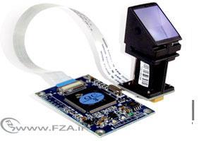 سیستم امنیتی با atmega128 و sm621