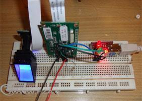 سیستم امنیتی با ATMEGA32