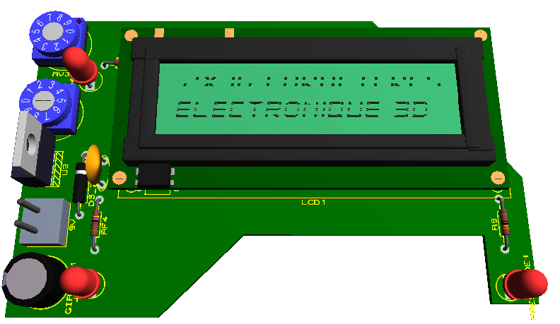 Digital-RPM-MeterPCB